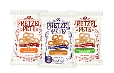 Pretzel Snacks